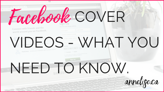 Facebook Cover Videos - What You Need To Know