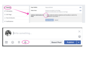 how to post to social media in other time zones | facebook posting
