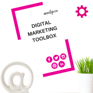 digital marketing toolbox - free marketing tools